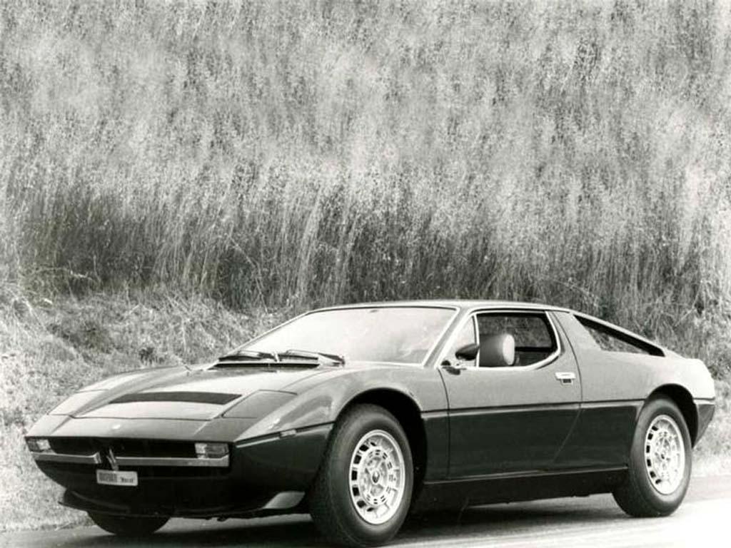 Italdesign Giugiaro: период с 1968 по 1979 год