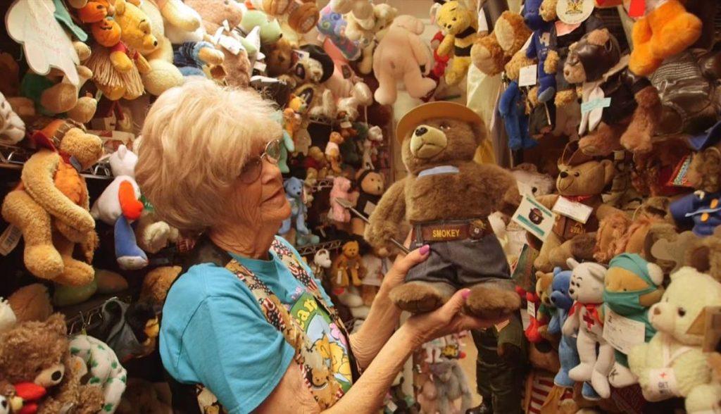 Самые большие коллекции плюшевых медведей