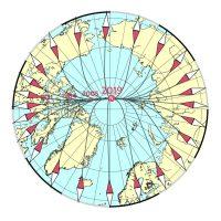Почему Северный полюс постоянно смещается?