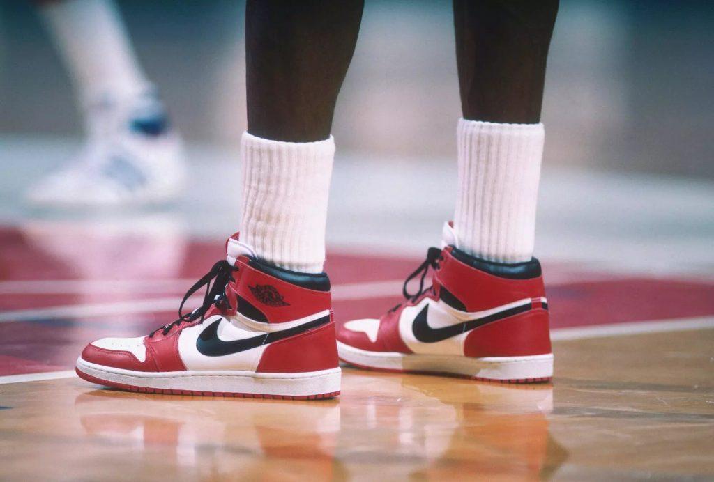 Nike Air Jordan 1s Майкла Джордана: самые дорогие в мире кроссовки