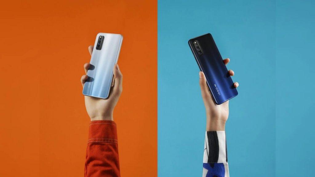 iQOO Z1 5G – первый смартфон на чипсете Dimensity 1000+