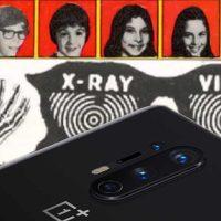 «Рентгеновская» камера OnePlus 8 Pro