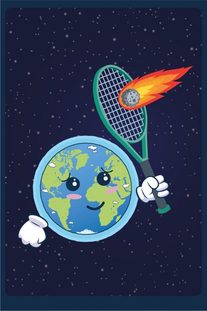 30 июня – Международный день астероида