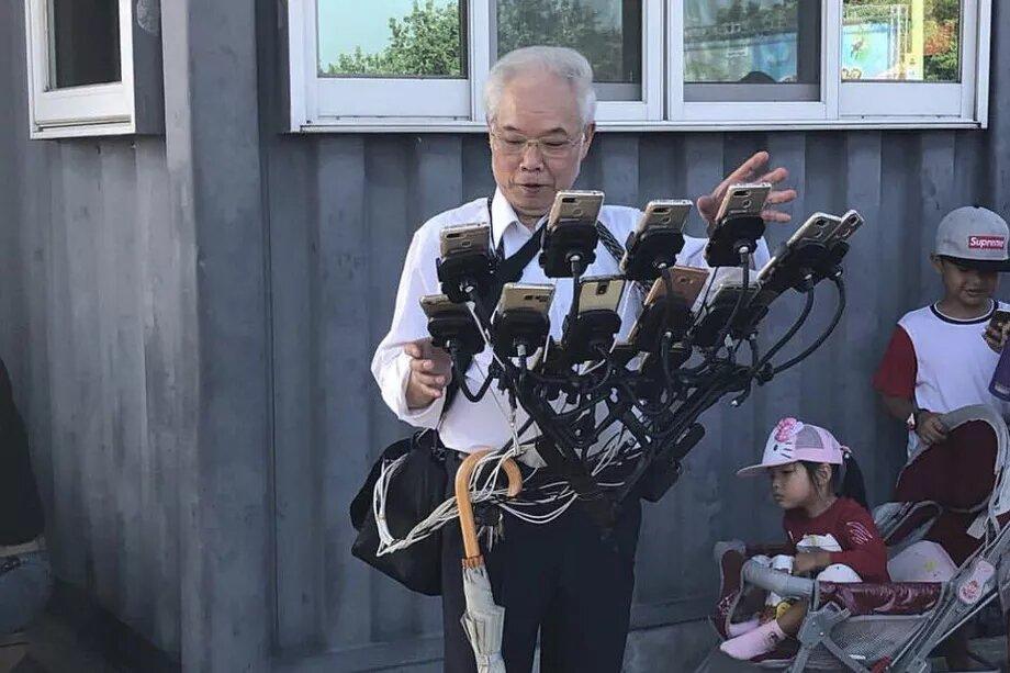 Дедушка Pokémon Go: поймать всех