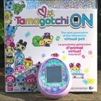 Компания Bandai анонсировала новую модель Tamagotchi ON «Wonder Garden»