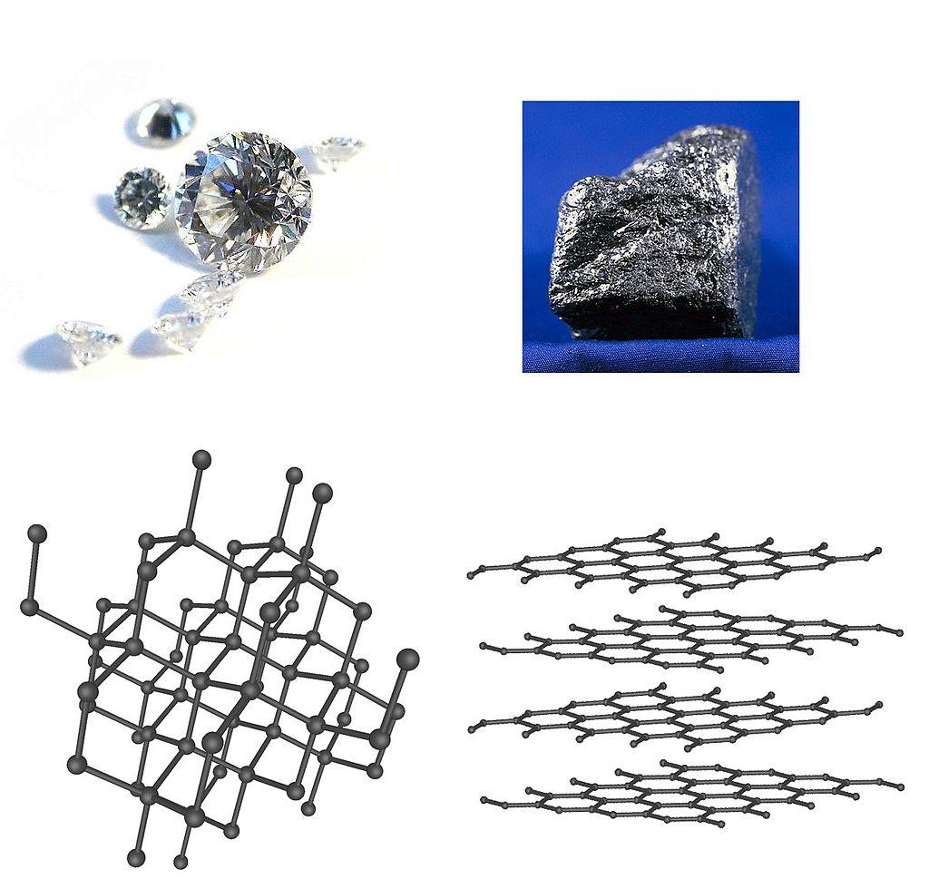 Пентаалмаз: японские учёные создали материал твёрже алмаза