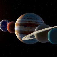 Большой парад планет 4 июля 2020 года