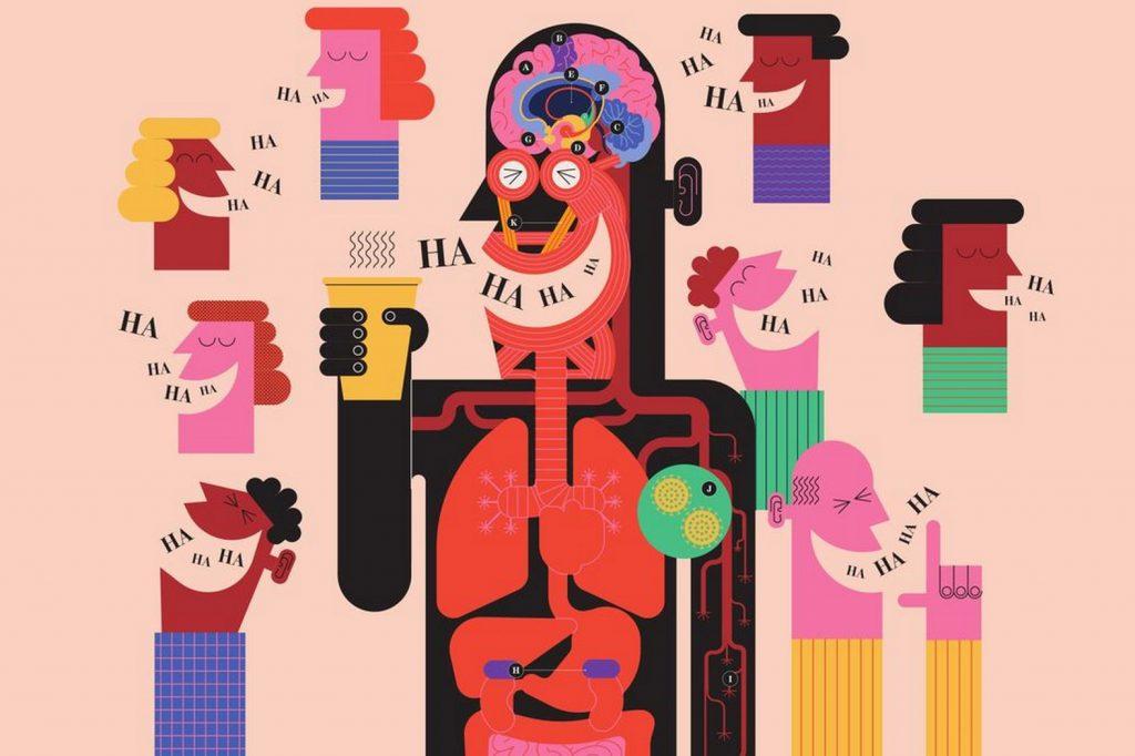 Почему смех так приятен: анатомия юмора