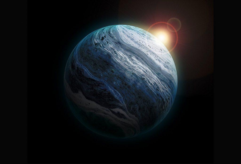 Как выглядят закаты на других планетах?