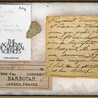 Barbotan – первый официально задокументированный метеорит