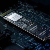 SSD Samsung 980 Pro на интерфейсе PCIe 4.0