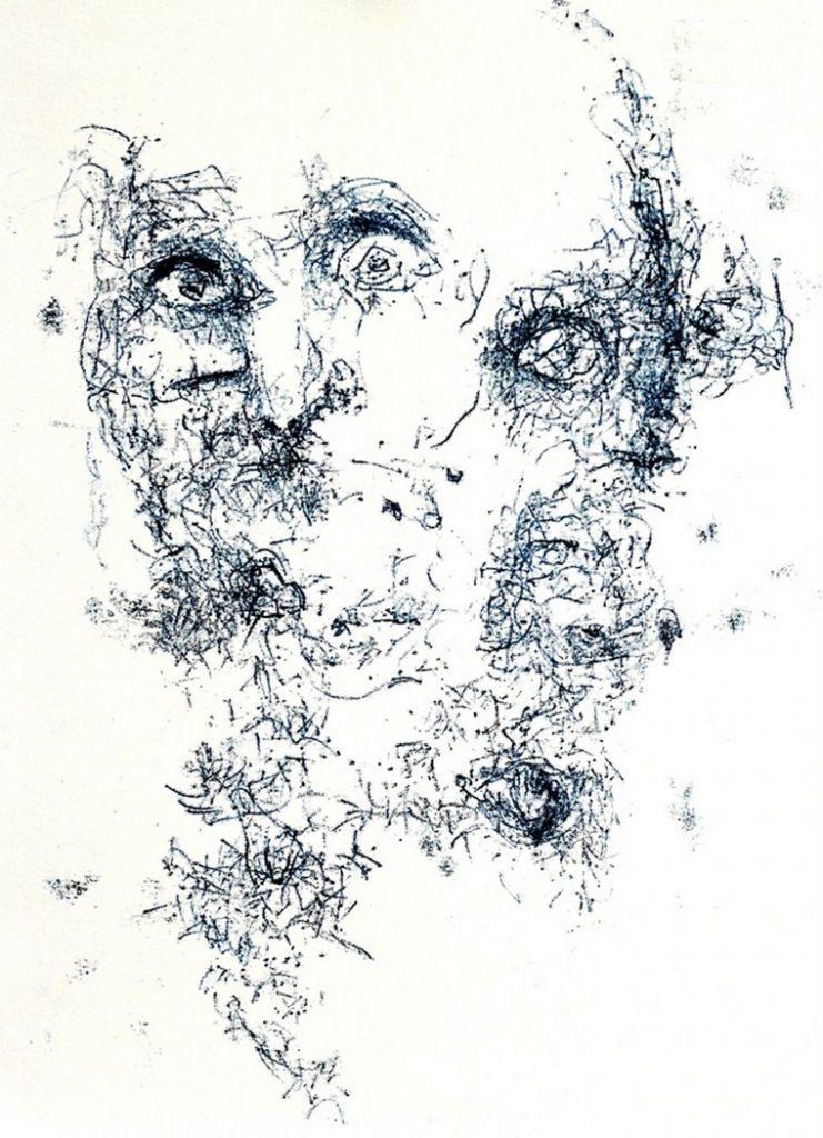 Прозопагнозия: история художницы с лицевой слепотой