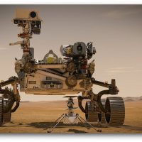 Марсоход Perseverance и миссия «Марс 2020»