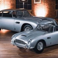 Детский Aston Martin DB5 Junior за £45 000