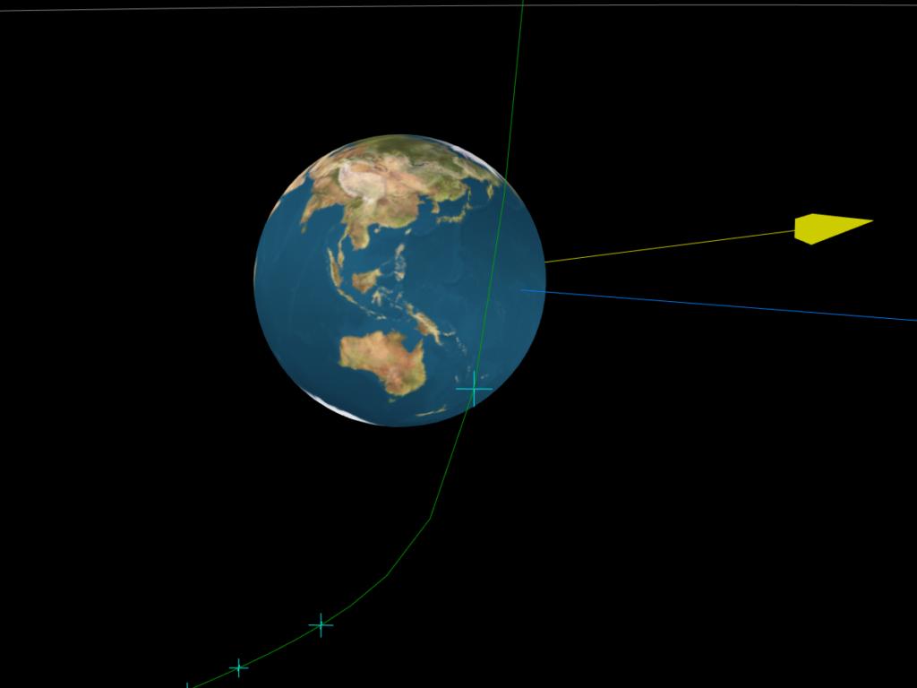 Астероид 2020 QG пролетел на рекордно близком расстоянии от Земли