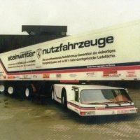 Steinwinter Supercargo 20.40 — уникальный тягач из 80-х