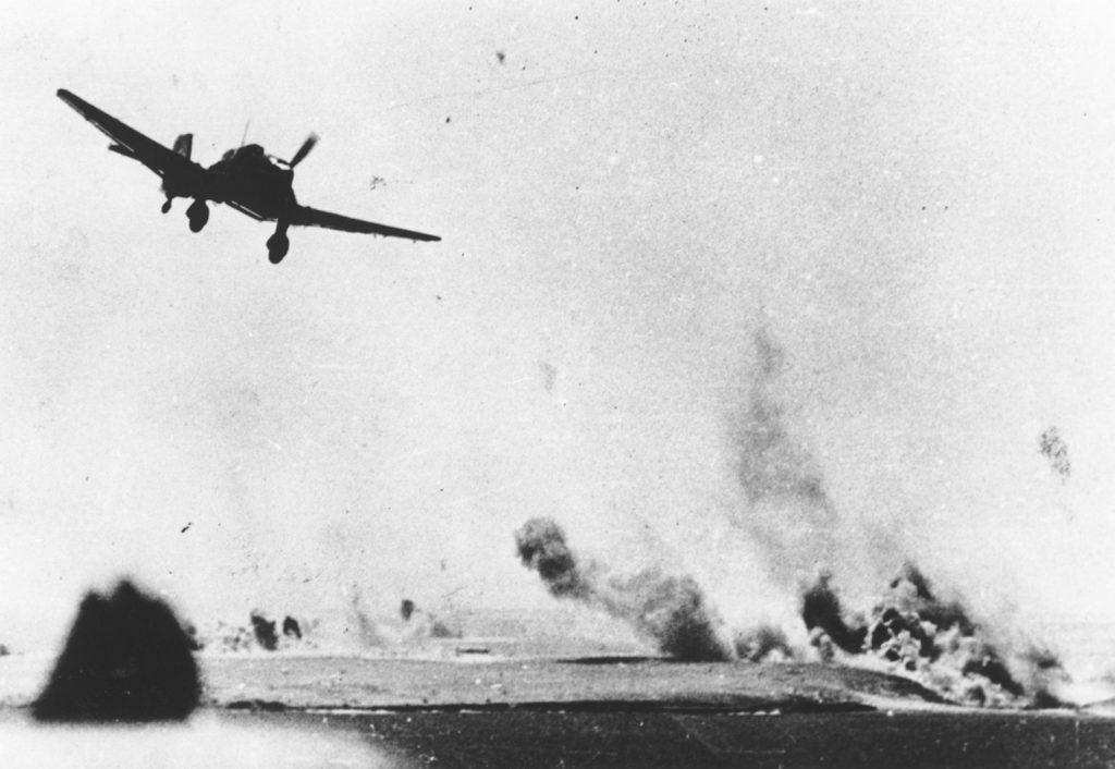Гибель 13 Junkers Ju 87: одна из самых массовых авиакатастроф
