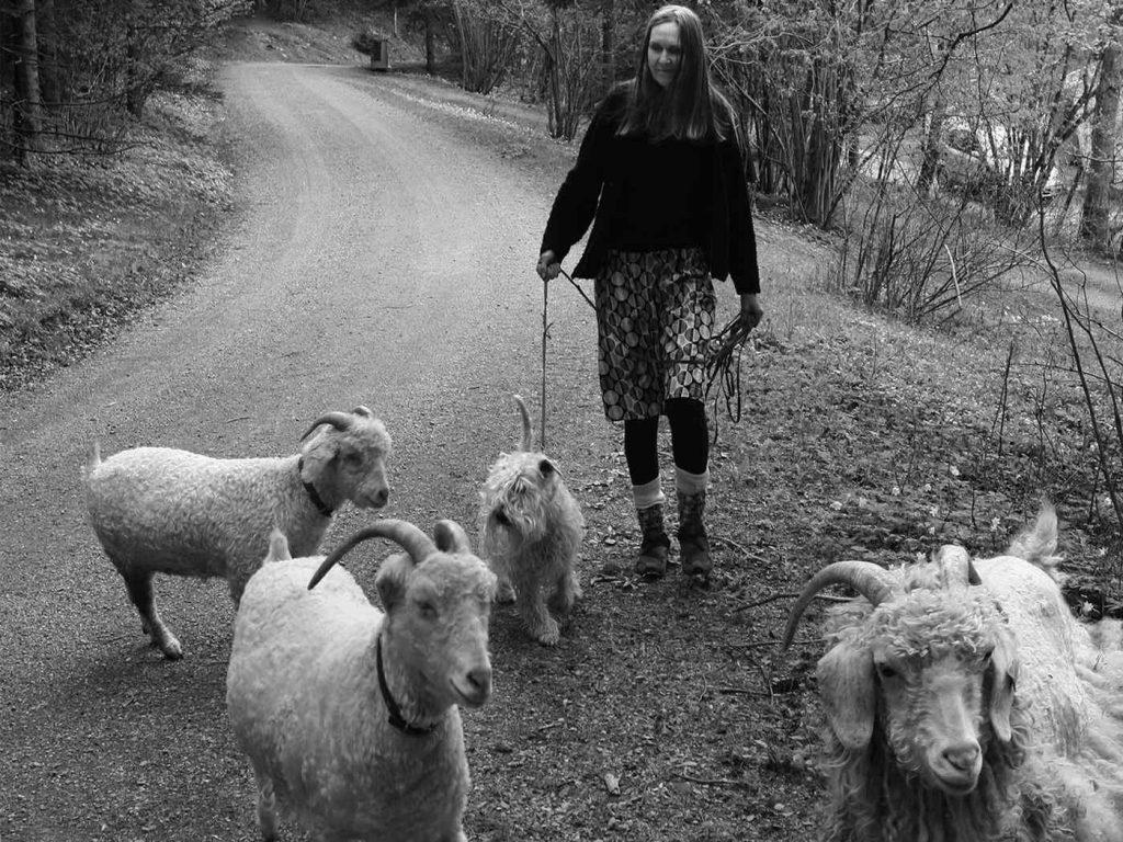 Дивеке Санне: норвежская «Леди Теней»