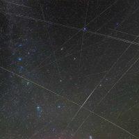 Как созвездия спутников влияют на астрономические исследования