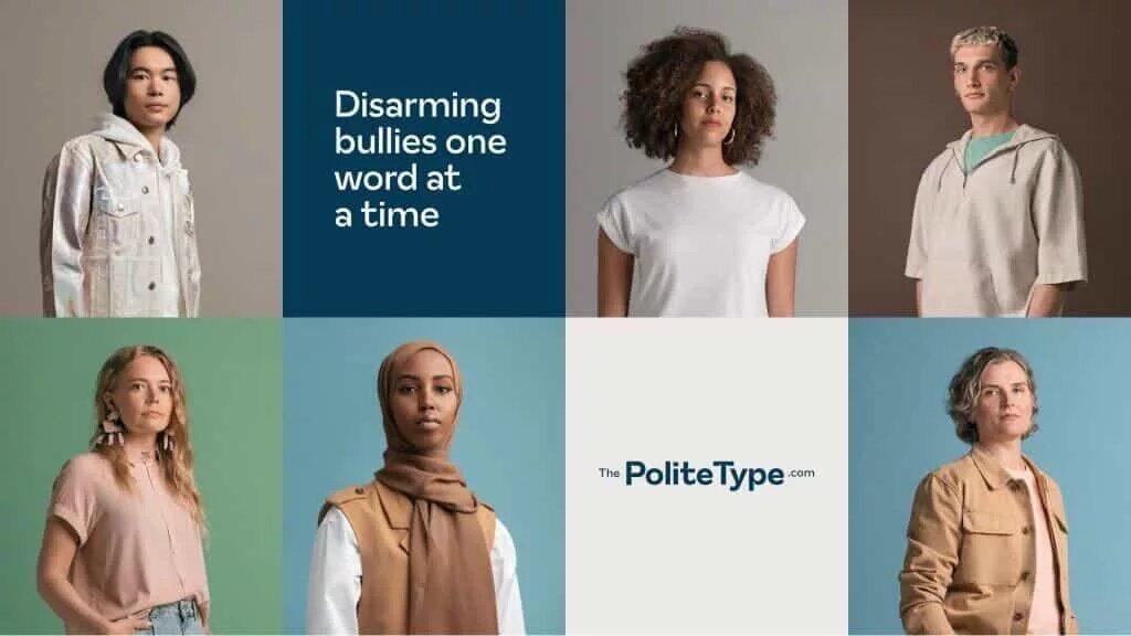 «Polite Type»: вежливый шрифт в борьбе с кибербуллингом