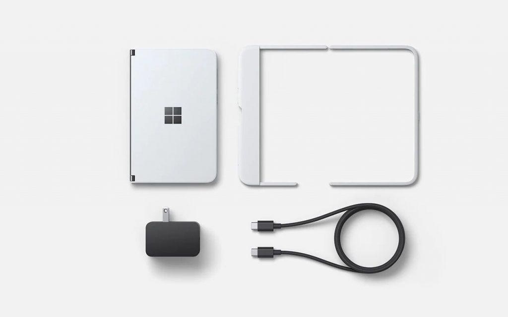 Двухэкранный смартфон Surface Duo от Microsoft
