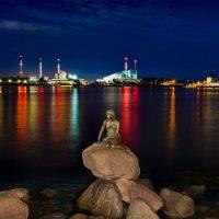 Датская «Русалочка» отмечает свой 107-й день рождения