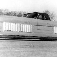 Автомобиль на воздушной подушке Curtiss-Wright Model 2500 Air Car