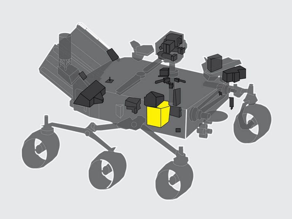 MOXIE: робо-дерево для Марса