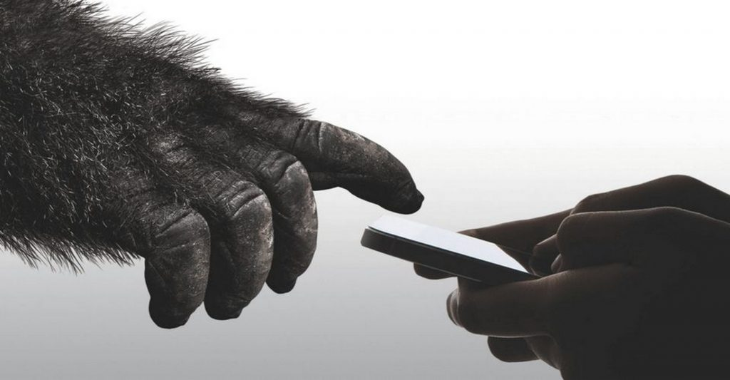 Corning Inc. представила новое поколение стекла Gorilla Glass Victus