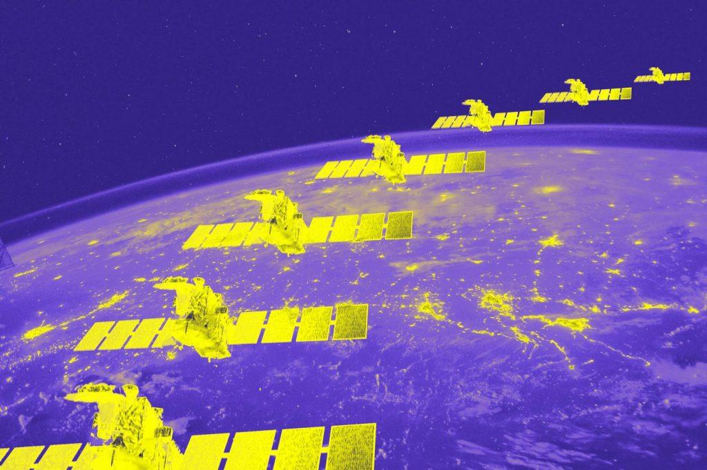 Как крупные созвездия спутников влияют на астрономические исследования