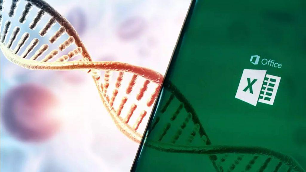 Microsoft Excel против генетики: 1 — 0