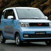 Электромобиль Wuling Hong Guang MINI EV бьет рекорды продаж