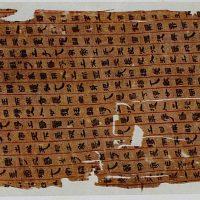 Среди манускриптов гробницы Мавандуй обнаружен старейший анатомический атлас