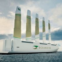 Парусник будущего Oceanbird Wallenius и проект wPCC
