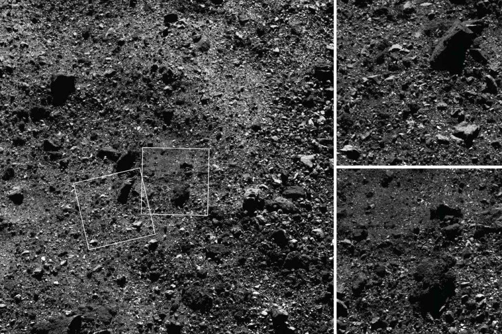 10 любопытных фактов об астероиде Бенну