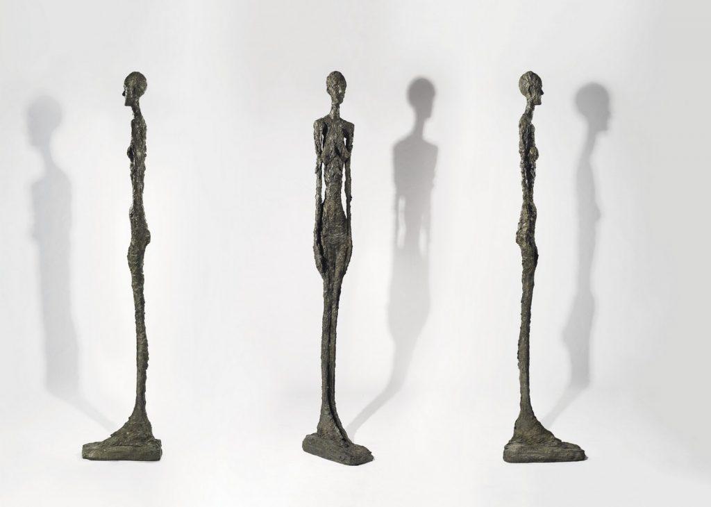 «Grande femme I»: тайный аукцион скульптур Альберто Джакометти