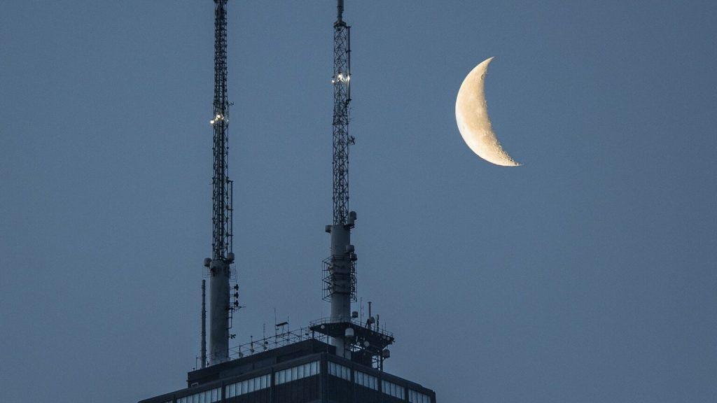 NASA и Nokia запустят на Луне мобильную связь