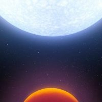 WASP-189b: сверхгорячая планета, способная испарять железо