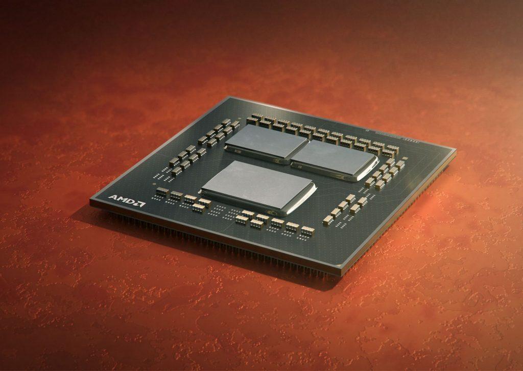 AMD анонсировала настольные процессоры AMD Ryzen 5000