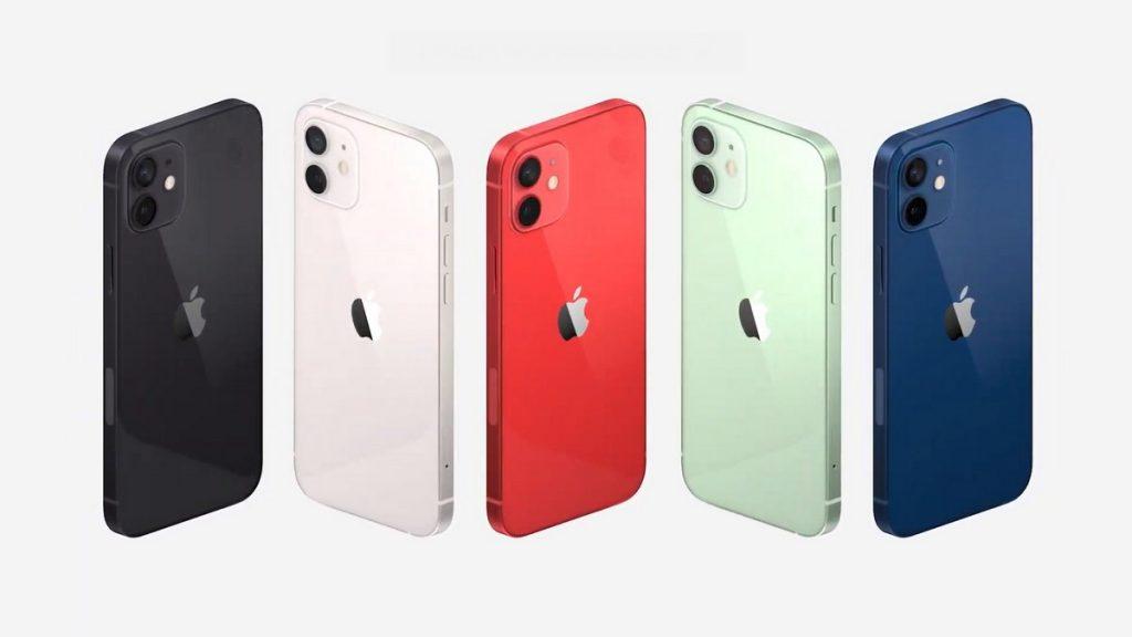 «Hi, Speed»: Apple представила новую линейку iPhone 12