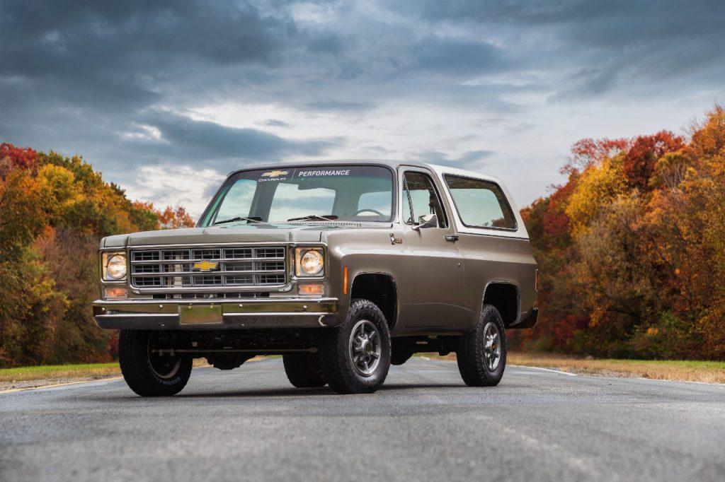 Проект eCrate от Chevrolet превратит ДВС-автомобиль в электрокар