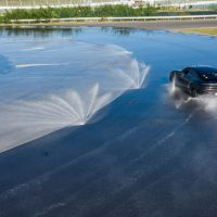 Электрический дрифт: Porsche Taycan установил новый мировой рекорд