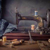 История развития швейной машинки