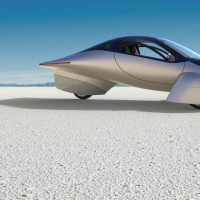 Трёхколёсный электромобиль Aptera EV с запасом хода до 1600+ километров