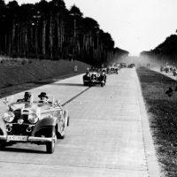 Легендарные автобаны: история немецких хайвеев