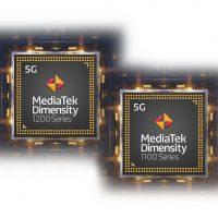 MediaTek представила чипсеты Dimensity 1200 и 1100