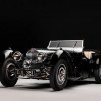 В Стаффордшире обнаружили уникальный Bugatti Type 57S 1937 года