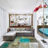 Как организовать пространство небольшого помещения