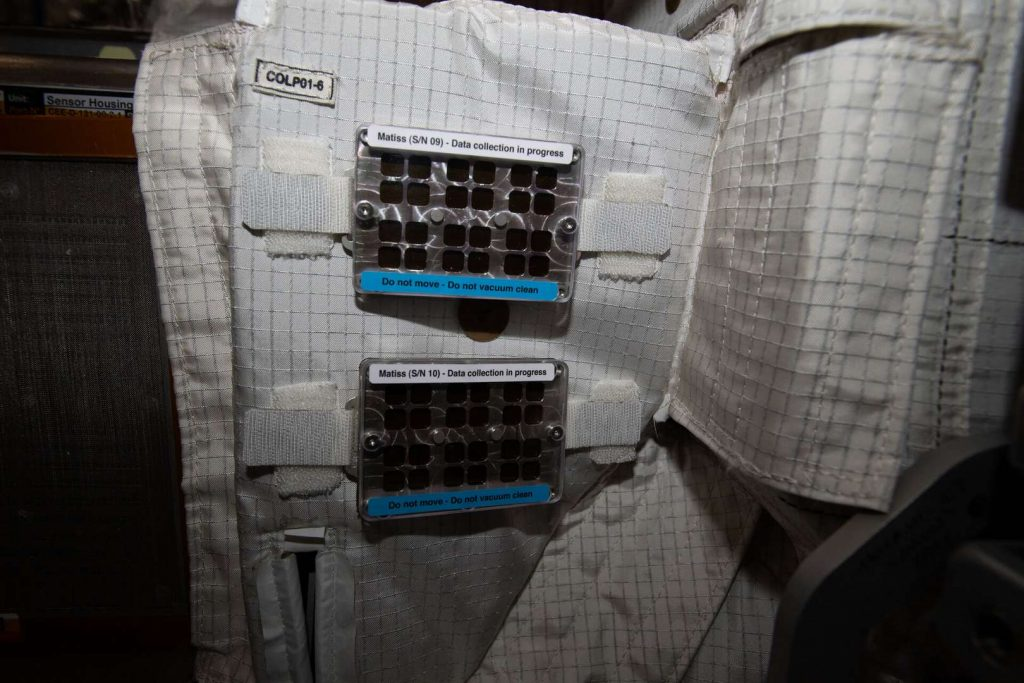 MatISS: «грязный» эксперимент на борту МКС