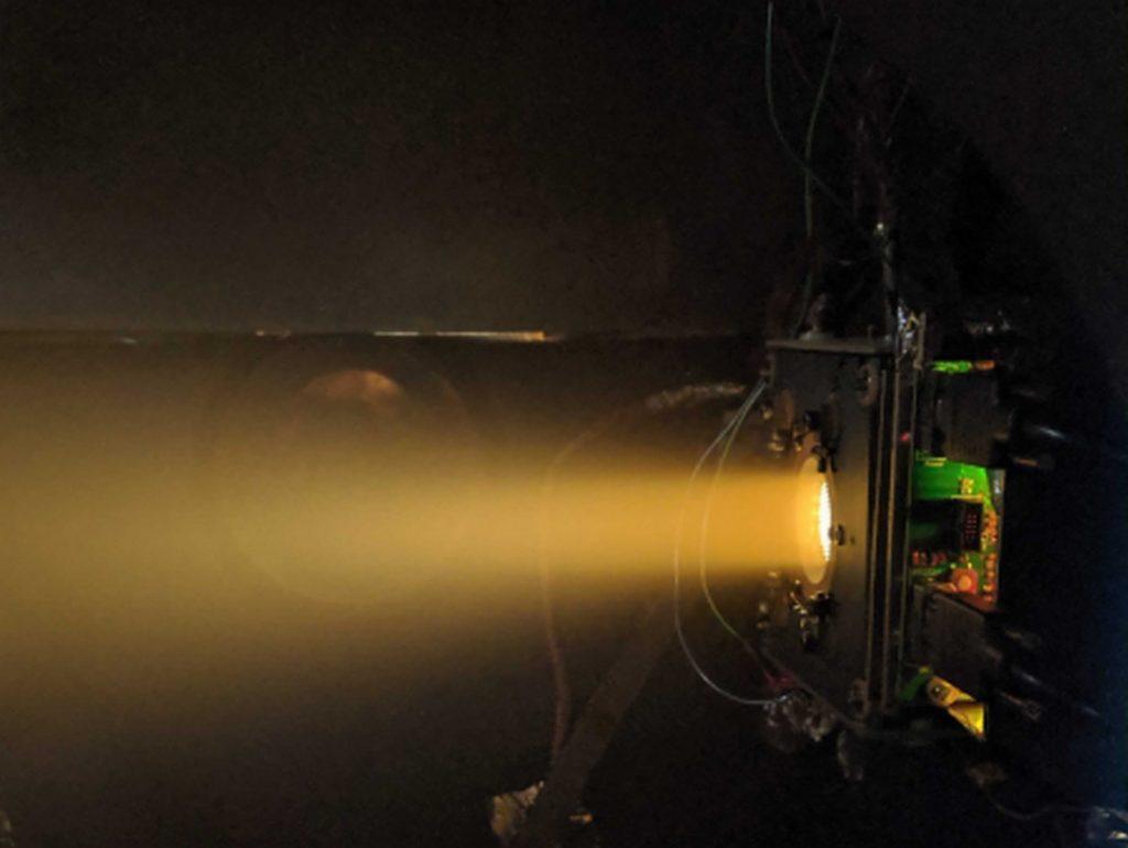 Двигатель на йоде впервые испытали на орбитальном спутнике